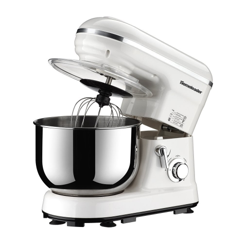 K12-029 5-Speed Stainless Steel Food Mixer,5L,800W